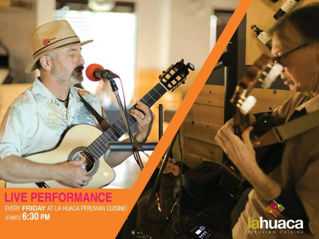 FRIDAY LIVE PERFORMANCE
